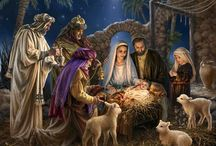 CHRIST the Savior IS born! / The most wonderful time of the year... / by Teresa Nye
