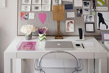 Home Office / by Amanda Ho