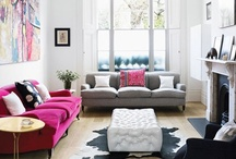 Mademoiselle d co melledeco on pinterest for Pinterest decoration salon