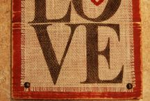 Valentine=love / by Teresa Nye