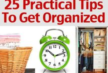 Get organized!!! 2015!!! / Must get organized THIS year! / by Teresa Nye