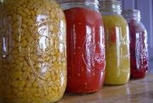 """How to do the """"can-can"""" / Tips and recipes for canning your harvest... / by Teresa Nye"""