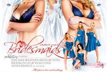 BRIDESMAIDS / #Bridesmaids from #DigitalPlayground available now on DVD/Blu-Ray & online. Featured Performers: Alyssa Branch, Brooklyn Lee, Jesse Jane®, Kayden Kross, Stoya & Vicki Chase / by Digital Playground
