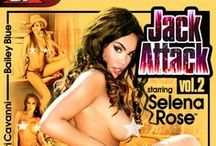 Jack Attack 2 / JACK ATTACK 2 from #DigitalPlayground available now on DVD/Blu-Ray. Featured Performers: Bailey Blue, Capri Cavanni, Lexi Belle & Selena Rose™ / by Digital Playground
