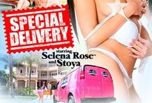 Special Delivery / Featured performers: Ava Addams, Kiera Winters, Selena Rose™ & Stoya  / by Digital Playground