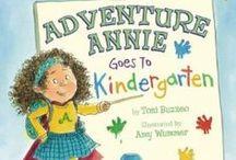 Kindergarten  / by Jamie Hughes