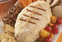 Game day food and fun / Let's face it, the game is about the food and the commercials...right? (Former board name...Super Bowl food and fun) / by Teresa Nye