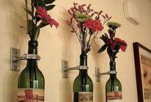 Wine Bottle / by Lacy Goode