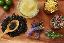 DIY Natural Health and Beauty / Tips for making health products from scratch, from food to facials!