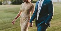 the dress and fashion / wedding gown inspiration