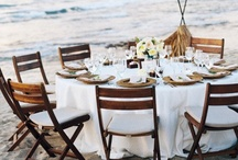 Tablescapes / Tablescapes and place settings for big events down to small dinner parties and everything between.
