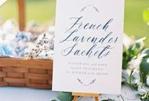 favors / favors and keepsakes