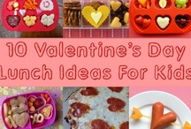 Valentine's Day Ideas / Valentine's Day ideas- food, decorations, crafts, DIY valentines, date night ideas, Valentine's party ideas and more!