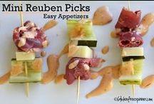 Gluten Free Spinner Appetizers / appetizers gluten free