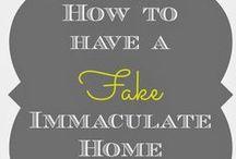 Susie Homemaker / Helpful tips for homemaking | #Homemaking #HouseholdManagement #WorkingMom #SAHM #SpringCleaning #Organization