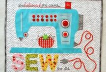 Sew Much Fun! / Patterns, helpful hints and how-to's for sewing :)   / by Sharon Frisch