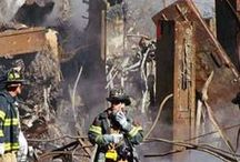 9-11-2001, How could we forget? / by Sherry Blair