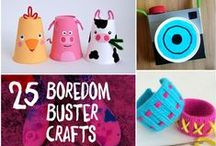 Kids Activities / Educational and fun activities for kids.  Kids crafts. Learning activities for children / by Kiddie Academy