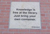 Fun library ideas & pics