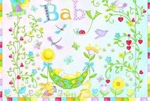 Garden Baby / by Fabri-Quilt, Inc.
