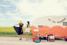 Camper | Camp | Vespa | Mini | VW / by yihmay