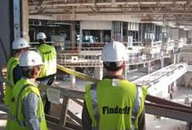 Truax Library Construction Tours