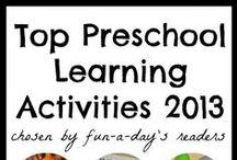For Learning / Learning Activities, Childhood education facts, child care, educational activities