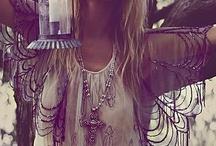 { boho gypsy goddess } / by Courtney Caruso
