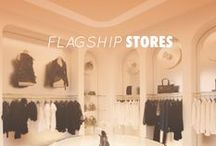FLAGSHIP STORES / Over 70 boutiques in the world to welcome you France, USA, China as well as Belgium, Brazil, Germany, Hong Kong, Israël, Italy, Korea, Netherlands, Singapore, Switzerland, United Kingdom / by Anne Fontaine