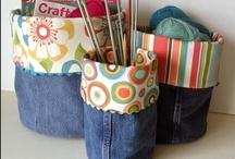 Crafts - Denim / by Pam Christensen
