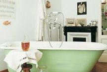 Bathroom Inspiration / by Emily Cash