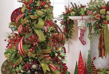 All things Christmas! / Holiday stuff / by Andrea Chambers-Atienza