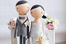 Wedding Season / Wedding decor, ideas, favors, cakes