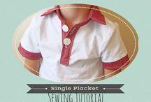 Sew ~ Boy Patterns / by Alaine Garrett
