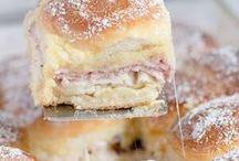 Sandwiches / Delicious sandwich recipes