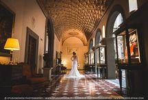 Wedding at Hotel Four Seasons Firenze / Weddings at Hotel Four Seasons Firenze, Tuscany as photographed by Gabriele Fani.