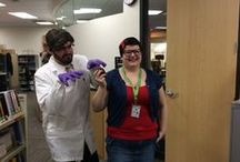 Halloween 2013 / by Madison College Libraries