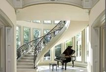Staircases,Foyers & Entryways / by Dyan Calta