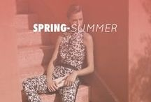 SPRING-SUMMER CAMPAIGN / by Anne Fontaine