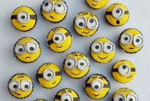 Despicable Me and Minion Party Ideas / Minions are all the rage these days-- here are some adorable party ideas for your next minion themed event!