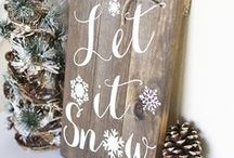 I'm Dreaming of a White Christmas / Christmas recipes, décor, crafts, and inspirations.  Request to join this board: https://carissashaw.com/pinterest-group-boards/  Christmas | Recipes | Gifts | Gift Guide | Christmas Cookies