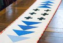Table Runners We Love / by Fabri-Quilt, Inc.