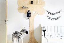 Nursery Decor, Kids Room Ideas / Kids room decor, nursery decor, wall art, nursery printable art, baby room