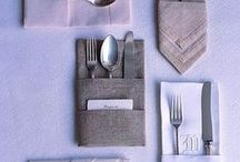 linens / napkins, tablecloths and runners