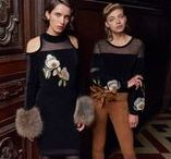 Gorgeous Knits / All of ANNE FONTAINE'S gorgeous knits to keep you warm and looking chic.