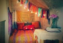cozy little spaces ... / images i can get lost it .. dreamy inspiration!!