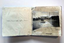 Inspiring artwork: Journal