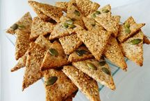 Food - Crackers & others