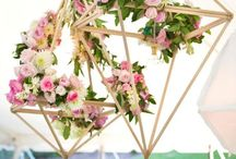 Tablesettings, Florals & Decor
