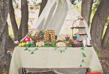 woodland party / by Rebecca Miller